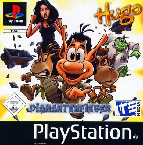 Hugo: Im Diamantenfieber (PS1) -- via Amazon Partnerprogramm