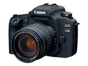 Canon EOS 33V Date (SLR) body