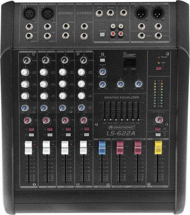Omnitronic LS-622A (10060050)