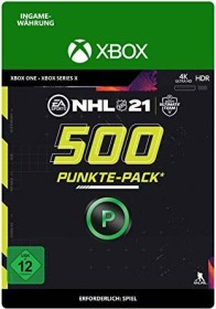 EA Sports NHL 21 - Ultimate Team: 500 NHL Points (Download) (Add-on) (Xbox One)