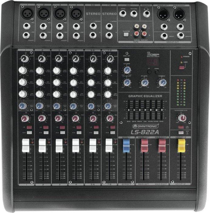 Omnitronic LS-822A (10060100)