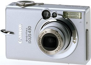 Canon cyfrowy Ixus 430 (9346A007)