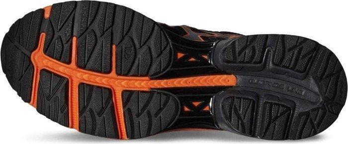 Asics gel Pulse 8 GTX blacksilverhot orange (men) (T6E2N 9093) from £ 78.99