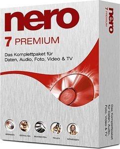 Nero: Nero 7.0 Premium (niemiecki) (PC)