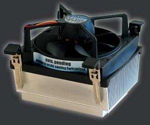Arctic Super Silent 4 Pro TC