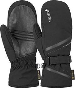Reusch Alexa GTX Mitten Skihandschuhe schwarz/silber (Damen) (4731622-702)