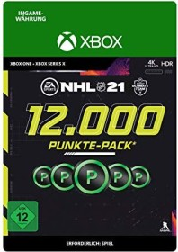 EA Sports NHL 21 - Ultimate Team: 12000 NHL Points (Download) (Add-on) (Xbox One)