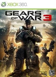Gears of War 3 (English) (Xbox 360)