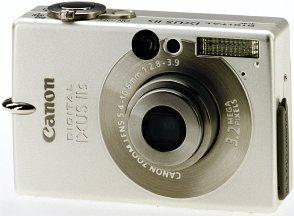 Canon cyfrowy Ixus IIs (9328A006)