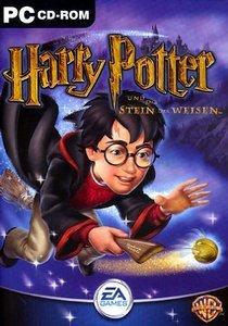 Harry Potter und der Stein der Weisen (German) (PC)