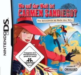 Carmen Sandiego (DS)