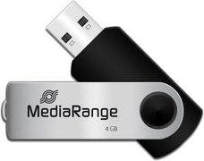 MediaRange USB Flexi-Drive 4GB, USB-A 2.0 (MR907)