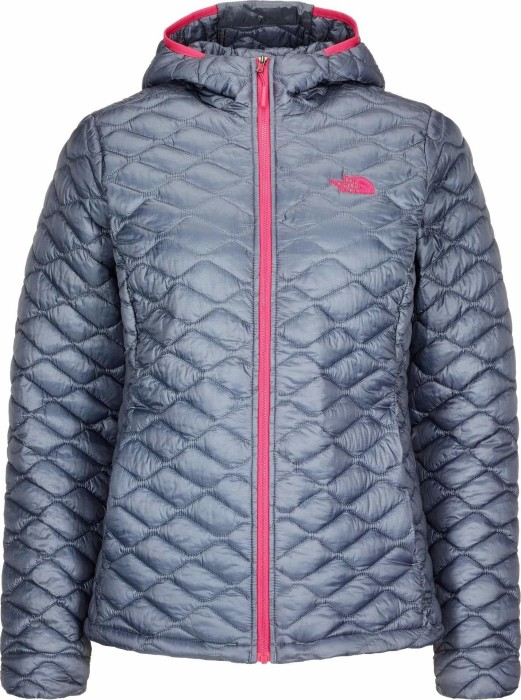 The North Face Thermoball Hoodie Jacke grisaille grey (Damen) (3RXE-3YH) edcc3400f4