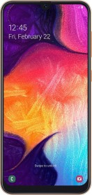 Samsung Galaxy A50 Duos A505FN/DS 128GB koralle