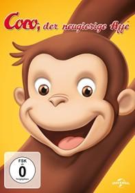 Coco - Der neugierige Affe (DVD)