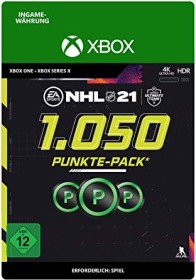 EA Sports NHL 21 - Ultimate Team: 1050 NHL Points (Download) (Add-on) (Xbox One)