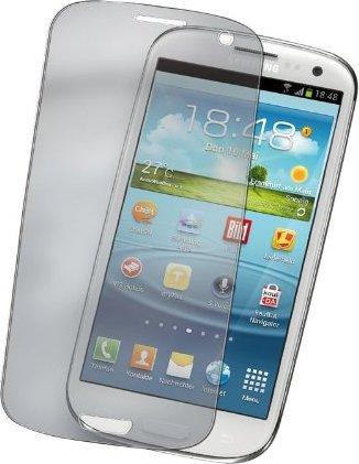 Elecom ZeroShock Displayschutzfolie für Samsung Galaxy S3 (12723) -- via Amazon Partnerprogramm