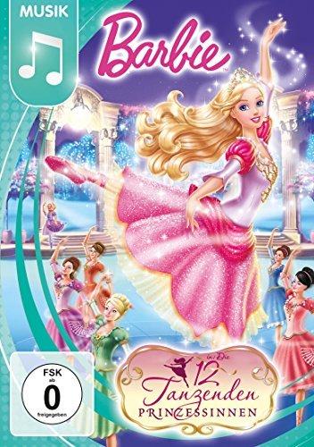 Barbie - Die 12 tanzenden Prinzessinnen -- via Amazon Partnerprogramm