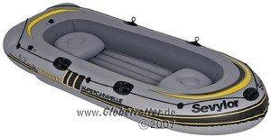 Sevylor XR116GTX Super Caravelle Rubber boat -- ©globetrotter.de 2007