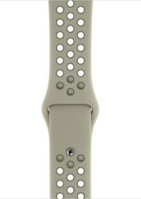 Apple Nike Sportarmband S/M und M/L für Apple Watch 44mm Spruce Fog/Vintage Lichen (MV822ZM/A)