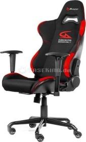 Arozzi Torretta Gamers Assembly Edition Gamingstuhl, schwarz/rot