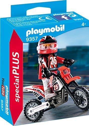 playmobil Special Plus - Motocross-Fahrer (9357) -- via Amazon Partnerprogramm