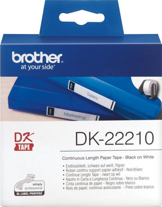Brother Endlosetikette (DK-22210)