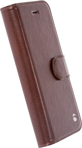 Krusell Ekerö FolioWallet 2in1 für Apple iPhone 7 dunkelbraun (60725)