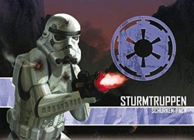 Star Wars: Imperial Assault - Stormtroopers Ally Pack (Expansion)