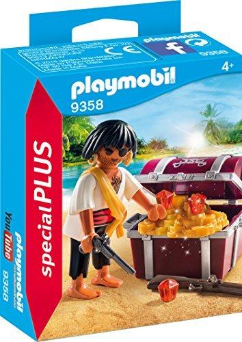 playmobil - Special Plus - Pirat mit Schatzkiste (9358) -- via Amazon Partnerprogramm