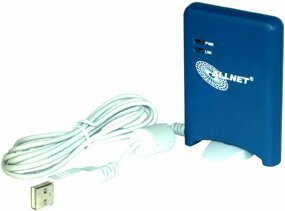 Allnet ALL0183 wireless USB adapter 11Mbit
