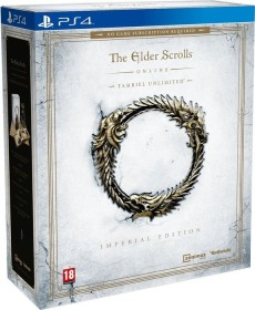 The Elder Scrolls: Online - Tamriel Unlimited - Imperial Edition (PS4)
