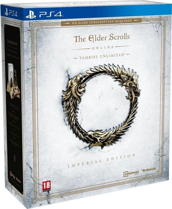 The Elder Scrolls PS4 Media Markt