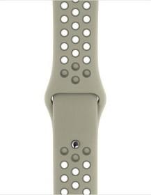 Apple Nike Sportarmband S/M und M/L für Apple Watch 40mm Spruce Fog/Vintage Lichen (MV7W2ZM/A)