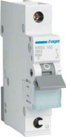 Hager Leitungsschutzschalter (MBS163)