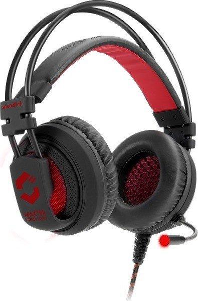 Speedlink Maxter Stereo Gaming Headset PC (SL-860002-BK)