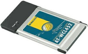Allied Telesis WLan PCMCIA Card (AT-WCL452)