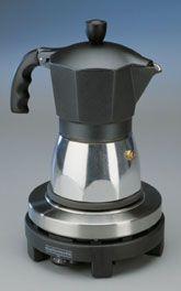 Rommelsbacher RK 501/K Elektrischer Espressokocher