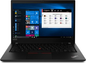 Lenovo ThinkPad P14s G1 Touch, Core i7-10510U, 32GB RAM, 1TB SSD, Fingerprint-Reader, IR-Kamera (20S4000HGE)