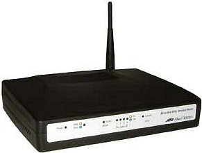 Allied Telesis wireless DSL-Router (AT-AIO54)