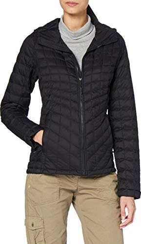 b474c0daf9f2 The North Face Thermoball Hoodie Jacket tnf black matte (ladies ...