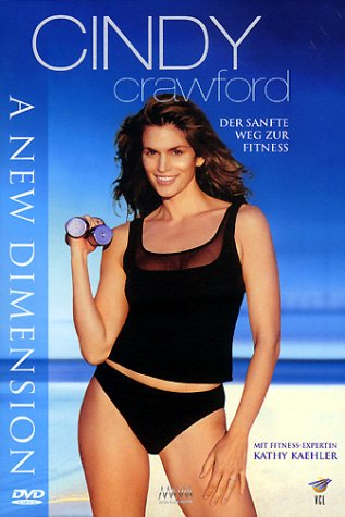 Cindy Crawford - A New Dimension (Der sanfte Weg do Fitness) -- przez Amazon Partnerprogramm