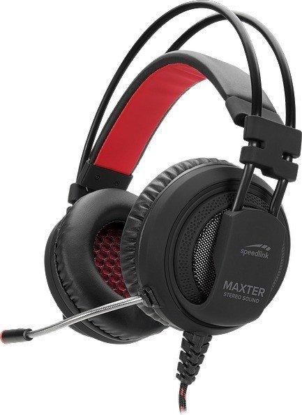 Speedlink Maxter Stereo Gaming Headset PS4 (SL-450300-BK)