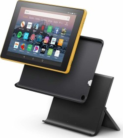 Amazon Fire HD 8 KFKAWI 2018, with Advertising, 32GB, yellow, incl. Show mode-Dock