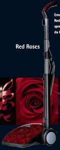 Miele S930RR Red Roses Art by Miele