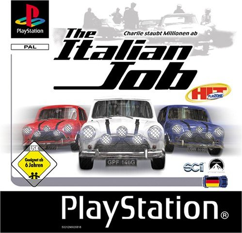 The Italian Job (PS1) -- via Amazon Partnerprogramm