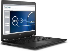 Dell Latitude 14 E7450, Core i5-5200U, 4GB RAM, 500GB SSHD, UK (7450-6860)