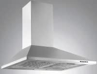 PKM 6091H chimney cooker hood