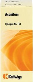Synergon Nr. 151 Aconitum Tropfen, 50ml