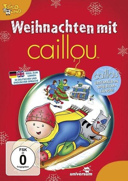 Caillou - Weihnachten mit Caillou -- via Amazon Partnerprogramm